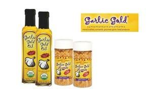 Garlic Gold Organic Oil