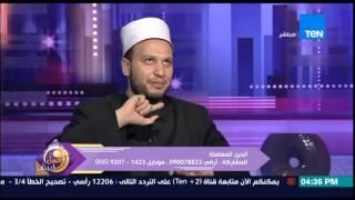 الشيخ إسلام النواوي: الصيام هو خير علاج للتحرش