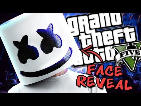 DJ MARSHMELLO FACE REVEAL MOD (GTA 5 PC Mods Gameplay) thumbnail