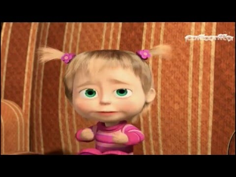 Cartoonito UK Masha And The Bear December 2015 Promo