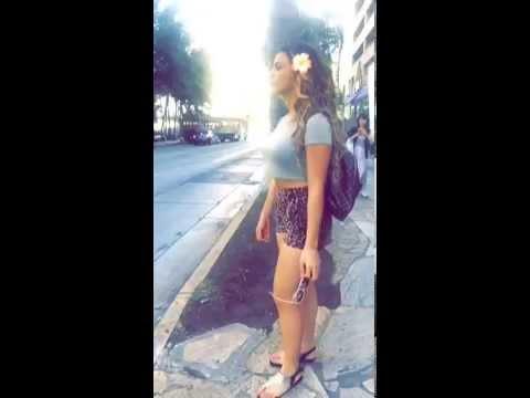 Dinah Jane & Camila Cabello Snapchat Stories | December 2014