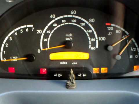 mercedes sprinter start problem youtube