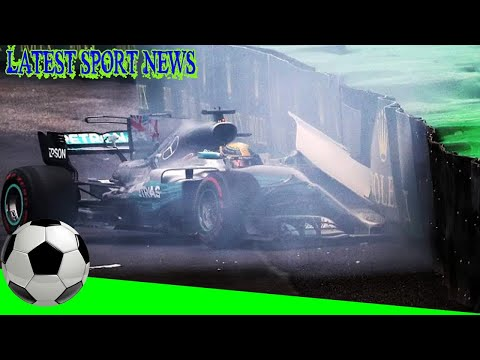 Latest Sport News -  Lewis Hamilton's horror weekend crash in Brazil qualifying