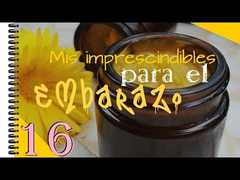 Productos imprescindibles para el embarazo   Mary Martín