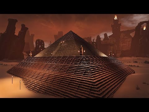 Conan Exiles - Update 31: Thrall inventories, new building pieces and repair kits