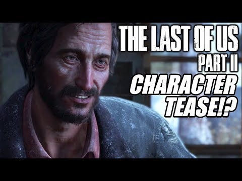 The Last of Us 2 - MAJOR CELEBRITY JOINS TLOU2! Possible Character Tease News & Info! (TLOU 2) thumbnail