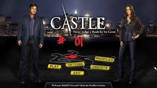 CASTLE NEVER JUDGE A BOOK BY ITS COVER GAMEPLAY ITA #1   UN BUON INIZIO