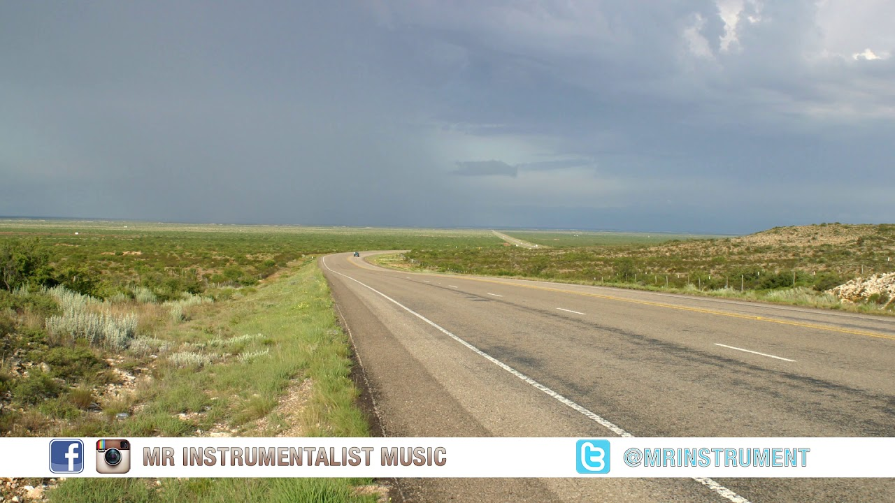 """Relaxing Laid Back Guitar """"Road Trip"""" by Mr Instrumentalist"""