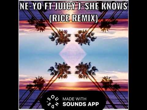 Neyo ft Juicy J-She Knows (DJ Bucket/Tyler Rice Remix) DL link below