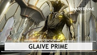 Warframe: Glaive Prime, Mods & All [thequickdraw]