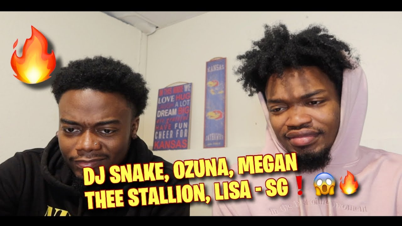 Download THEY ACTUALLY DID THIS! DJ Snake, Ozuna, Megan Thee Stallion, LISA of BLACKPINK - SG! Official Video