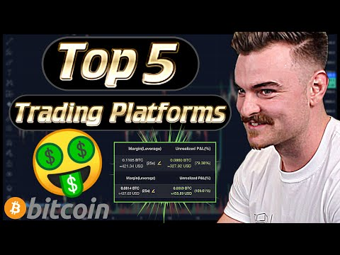 Best Bitcoin Leverage Trading Platforms – Top 5 Exchanges To Trade Crypto Futures! (2020)