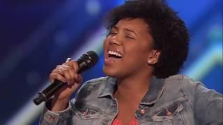 """Jayna Brown """"America's Got Talent 2016"""" Audition Video: Watch Homeless Teen Singer"""