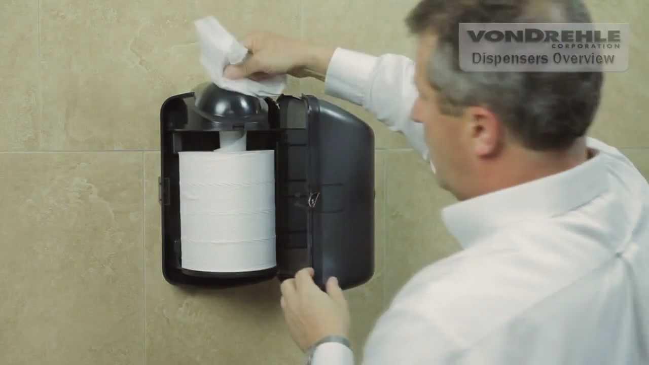Automatic paper towel dispenser for home - Restroom Paper Towel Dispensers Von Drehle Corporation