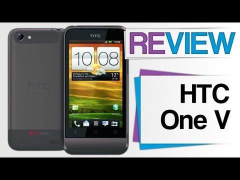 HTC One V - Smartphone Review - Ausführlicher Test