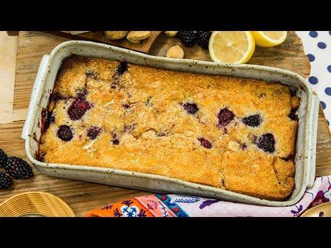 Recipe - Dylan Neal's Blackberry Cobbler - Hallmark Channel
