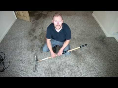 EXTREMELY DIRTY CARPET CLEANING...Vlog 002