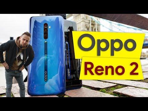 ПЕРВЫЙ НЕПРОПЛАЧЕННЫЙ ОБЗОР Oppo Reno 2 НА ЮТЮБЕ!