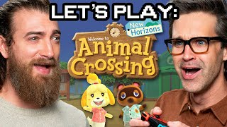 Let's Play: Animal Crossing