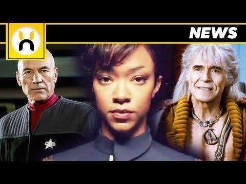 CBS Announces NEW Star Trek Shows Part of Expanded Universe