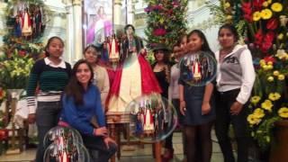 Fiesta Patronal Santa Apolonia Teacalco 2017 en imágenes