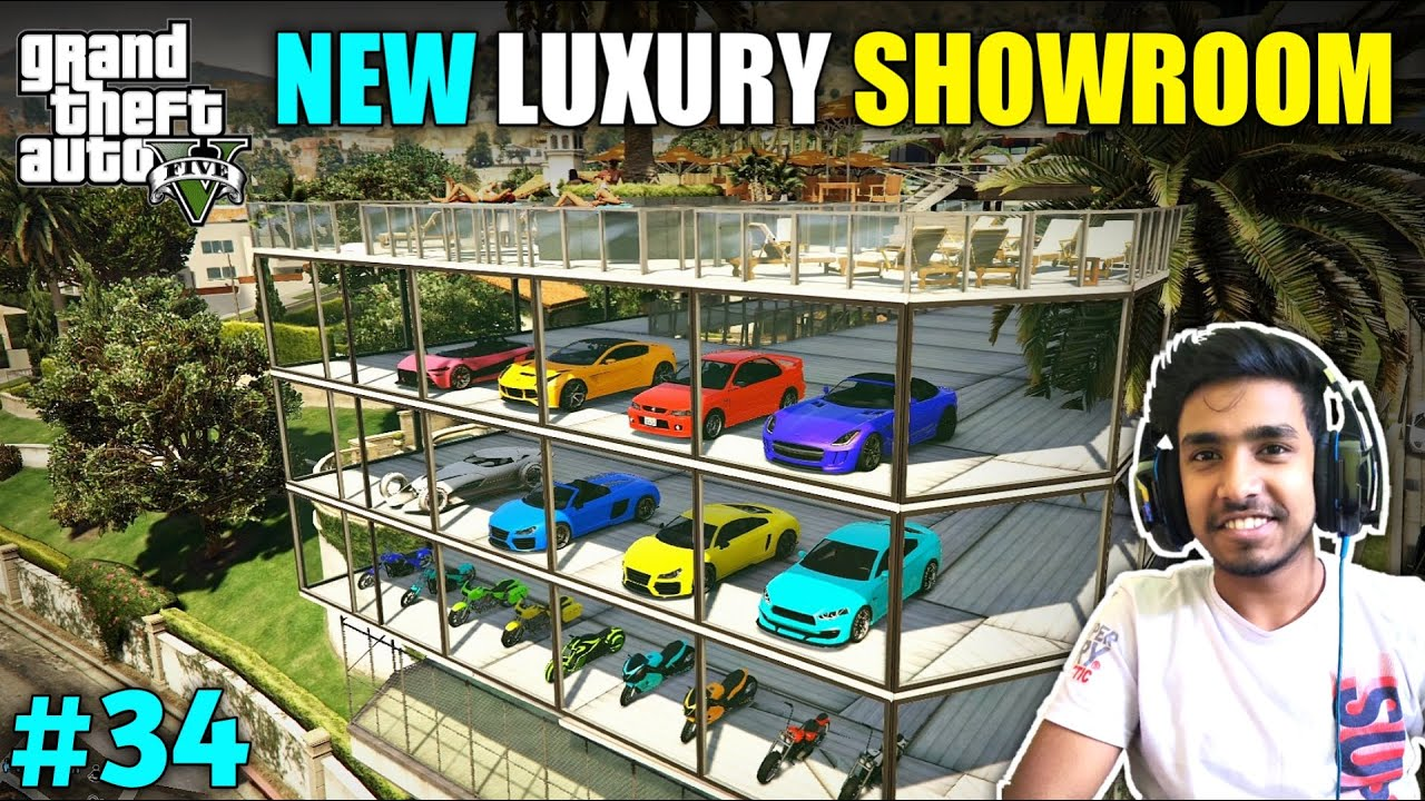 Download BUYING MODIFIED CARS & BIKES FOR MY SHOWROOM   GTA V GAMEPLAY #34