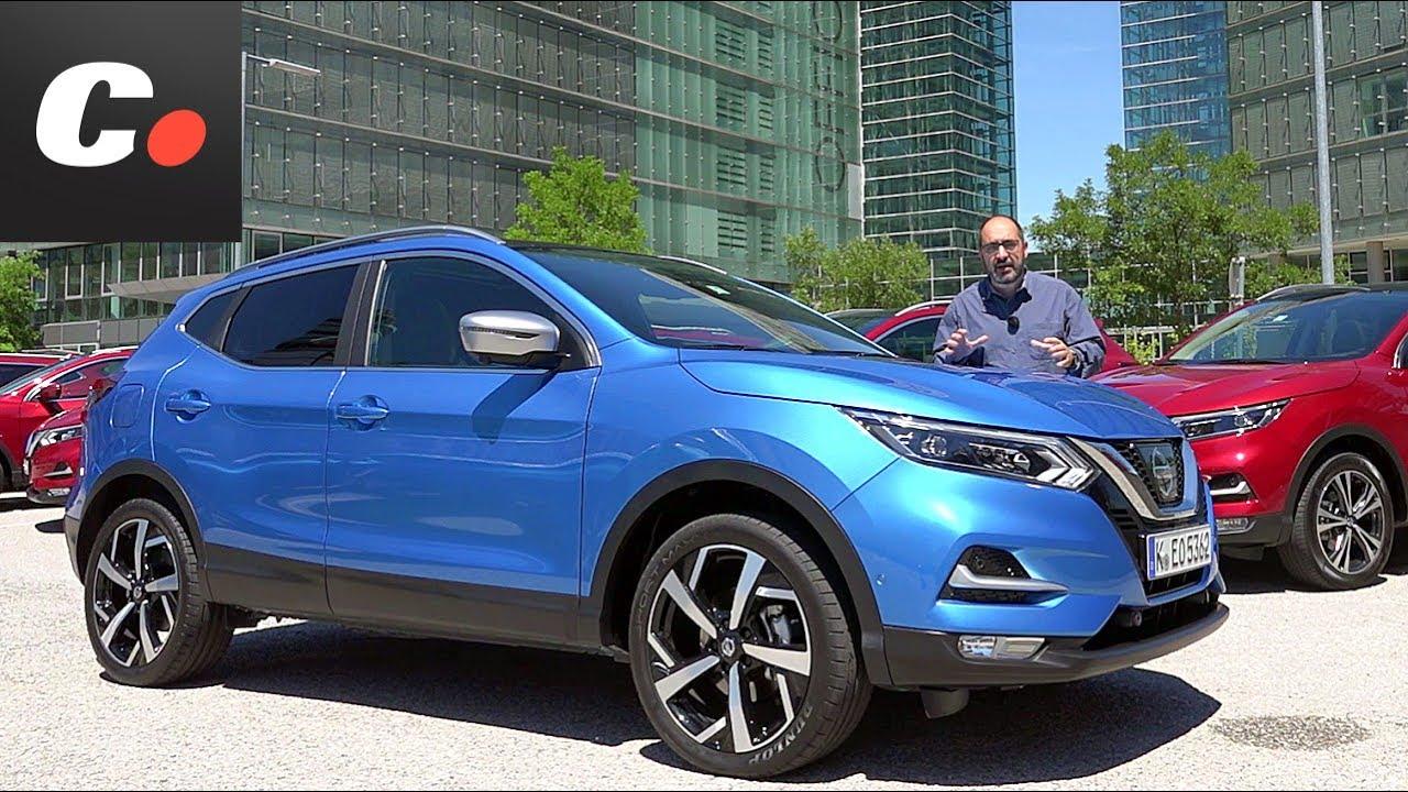 Nissan Qashqai 2018 SUV | Primera prueba / Test / Review ...