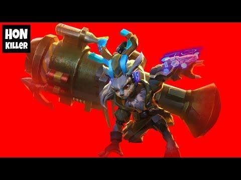 HoN Sapphire Gameplay - Kaijto - Legendary