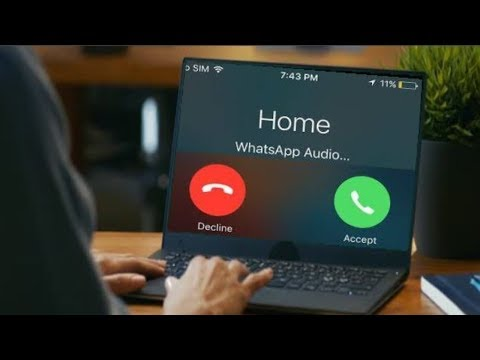 How To Make WhatsApp Voice Call From Pc/Computer/Laptop (Without Bluestacks)