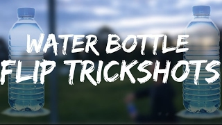 Bottle flip trick shots | Doom and boom seed