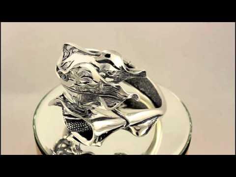 Элитная Ювелирная Бижутерия: женский браслет из серебра 925 (СБТ013)