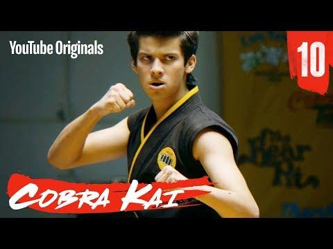 """Cobra Kai Ep 10 - """"Mercy"""""""