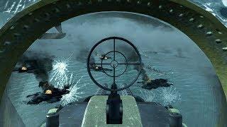 МИССИЯ ЧЕРНЫЕ КОШКИ В ОРИГИНАЛЕ Call of Duty 5 World at War - Прохождение 11 с субтитрами
