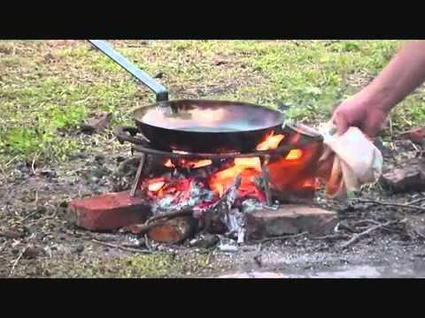 Cura del disco de arado o sarten de youtube - Cocinar en sartenes de ceramica ...