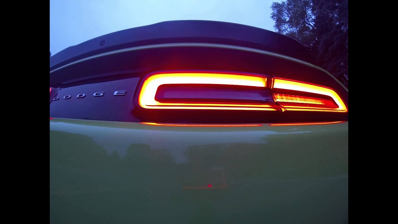 All 2017 Dodge Challenger, Charger Hemi Cars Get Dual Mode Exhaust