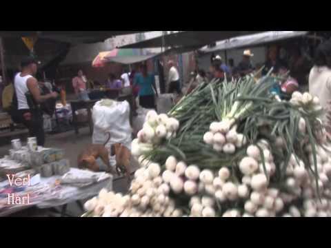 Market Day in Jocotan, Chiquimula, Guatemala
