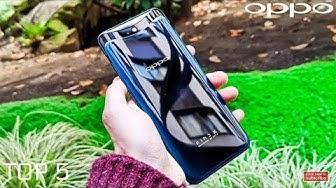 Best Top 5 OPPO SmartPhones in 2018 HD