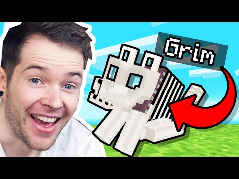 Grim is BACK in Minecraft Ultra Hardcore!