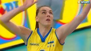 Смотрите волейбольный матч Золотой Евролиги Украина – Словакия 25 мая 2019 года на XSPORT!