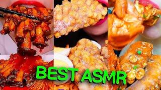 Compilation Asmr Eating - Mukbang, Phan, Zach Choi, Jane, Sas Asmr, ASMR Phan, Hongyu  Part 476
