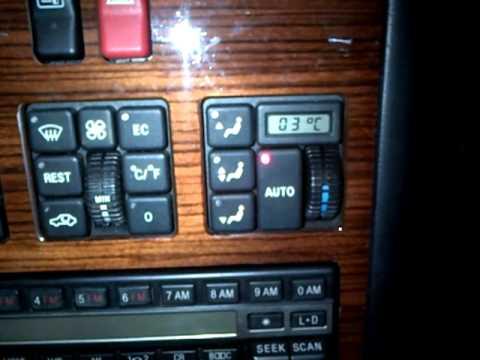 W140 ac diagnostic menu youtube w140 ac diagnostic menu asfbconference2016 Images