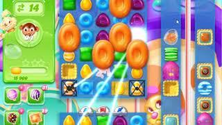 Candy Crush Jelly Saga Level 1206