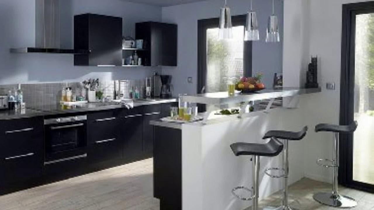 peinture meuble cuisine castorama youtube. Black Bedroom Furniture Sets. Home Design Ideas