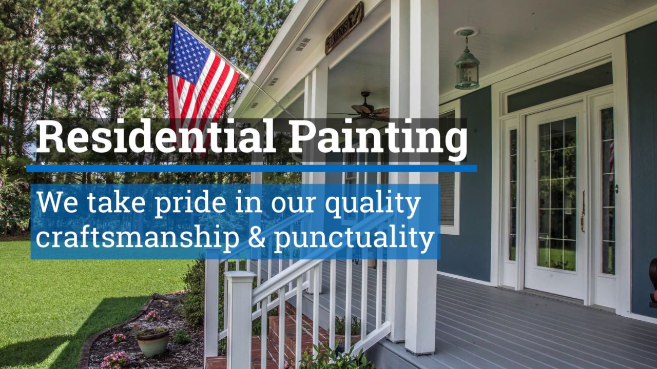 Power House Painting Home Improvement All Services Youtube