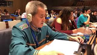 XVIII сессия Постоянного форума ООН по вопросам коренных народов