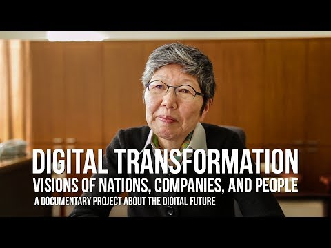 Digital Transformation: Interview with Yuko Harayama, Member of the Japanese Cabinet Office
