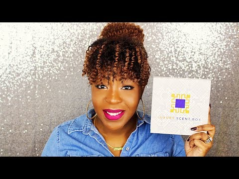 Luxury Scent Box Perfume Subscription | Unboxing & Review