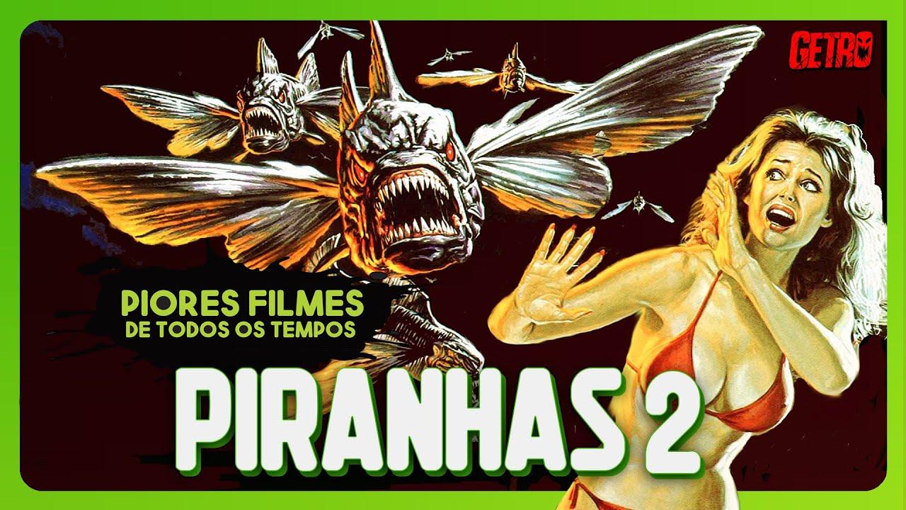 Download PIRANHAS 2 | Piores Filmes de Todos os Tempos #50