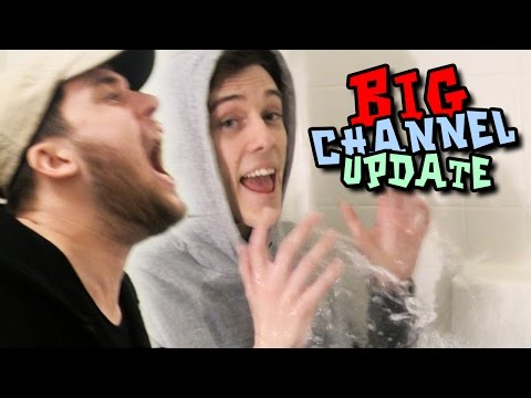 BIG CHANNEL UPDATE + ANNOUNCEMENT