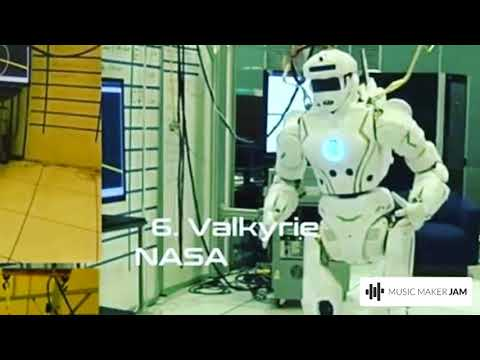 Valkyrie NASA robotics electro mix 1